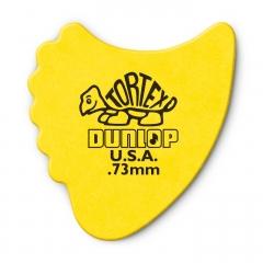 dunlop tortex sharkfin 0.73mm plectrum