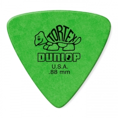 dunlop tortex triangle 0.88mm plectrum