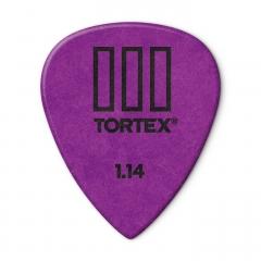 Dunlop Tortex III Plectrum - 1.14