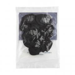 dunlop tortex pitch black 0.50mm plectrum