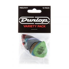 Dunlop PVP102 Variety Plectrum 12-Pack