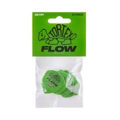 Dunlop 558P088 Tortex Flow Plectrum .88mm 12-Pack
