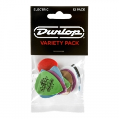 Dunlop PVP113 Electric Variety Plectrum 12-Pack
