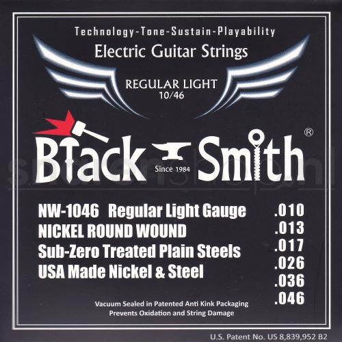 BlackSmith NW-1046 Elektrische Gitaarsnaren (10-46)